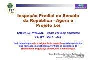 Acesse aqui a apresentação do Engenheiro Civil Marcelo ... - Crea-RS