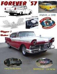 April 2008 - 57 Fords International