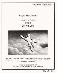 F11F-1 FLIGHT HANDBOOK