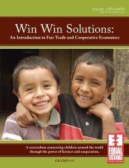 Win Win Solutions: - Equal Exchange