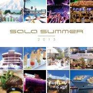 Sala Summer Brochure 2015