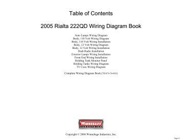 becker complete wiring diagram book rialtainfo