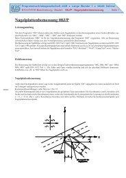 Nagelplattenbemessung 08J/P