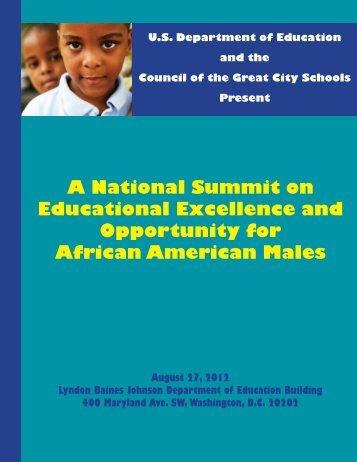 Summit Agenda - Council of the Great City Schools
