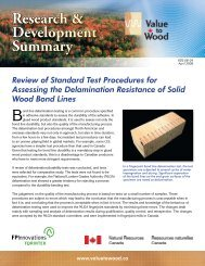 Review of Standard Test Procedures for Assessing the Delamination ...