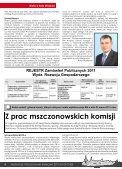 MERKURIUSZ MSZCZONOWSKI - Mszczonów, Urząd Miasta i Gminy - Page 6