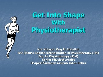 S2 (2) Get into shape with physiotherapy