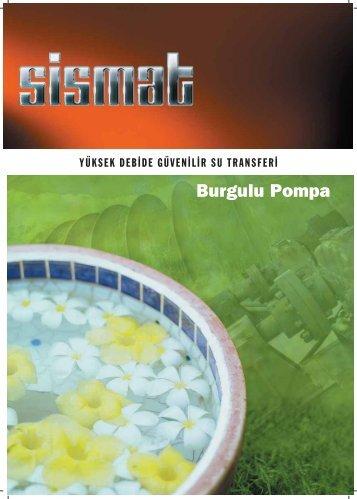 Burgulu Pompa - Sismat A.S.