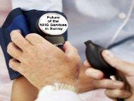 Carers Health Checks - home