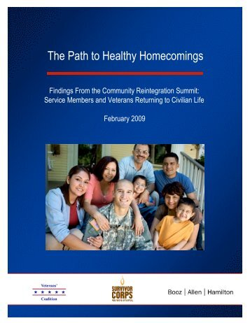 The Path To Healthy Homecomings - Military Officers Association of ...