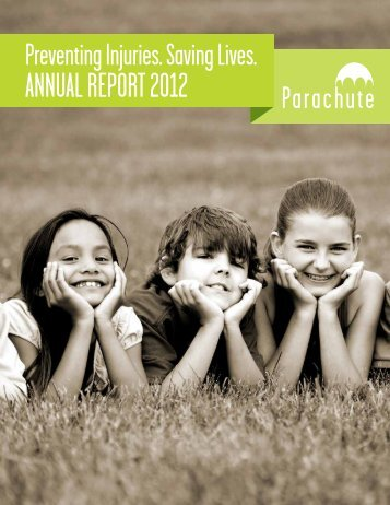 AnnuAL RePoRt 2012 - Parachute