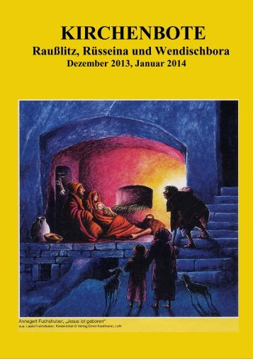 Kirchenbote 2013/14 Dez-Jan