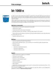 bt-1000 n - Butech