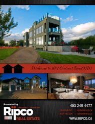 Welcome to 102 Crescent Road NW - teamripco.ca