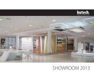 SHOWROOM 2013 - Butech