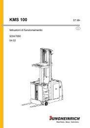 KMS 100 - Jungheinrich