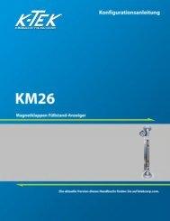 KM26-0202-1-GER Rev nc (11-2011) DRR0373 1 - K-Tek Corporation