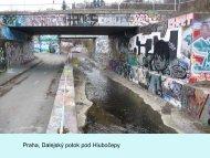 Některé revitalizace ve Středních Čechách a v Bavorsku