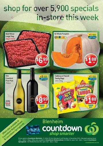 4 blenheim.indd - Countdown