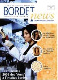 B'R.ET - Institut Jules Bordet Instituut