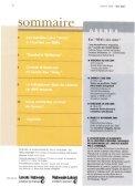B'R.ET - Institut Jules Bordet Instituut - Page 2