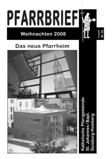 32 - kath. Pfarrgemeinde St. Johannes