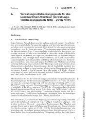 00 Verwaltungsvollstreckungsgesetz NRW (Erlenkaemper).book