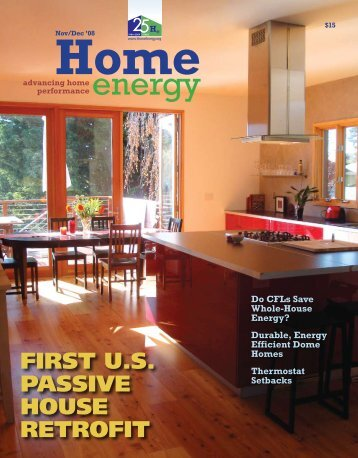 Article in Home Energy Magazine 2008 (PDF) - Nabih Tahan