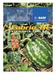 Cabrio® TR - BASF Türkiye Bitki Koruma Bölümü