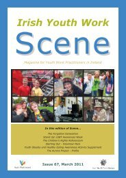 Issue 67: March 2011 - Youth Work Ireland