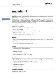 imperband - Butech