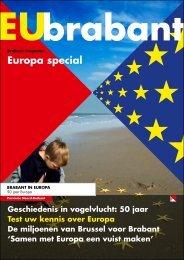 Europa special - Provincie Noord-Brabant