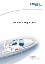Accessories (optional) - Marine Office