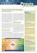 Ausgabe 5 / 2006 - Onkologische Schwerpunktpraxis Darmstadt - Seite 7