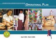 Operational plan: Myanmar national strategic plan on HIV ... - unaids