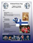 Finland Lions Cup - Selects Sports - Page 4