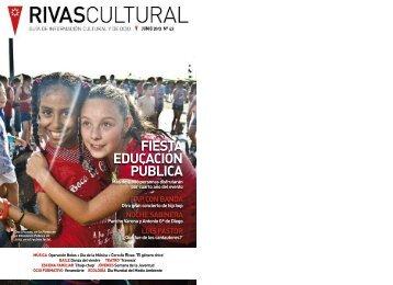 FIESTA EDUCACIÓN PÚBLICA - Ayuntamiento Rivas Vaciamadrid