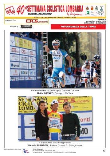 Kvasina Matija - Settimana Ciclistica Bergamasca