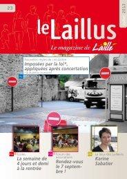 Le Laillus N°23 - Laillé