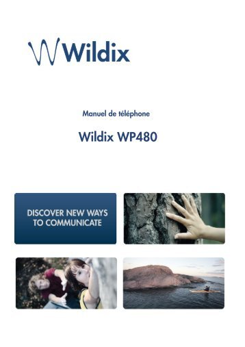 WP480 Quick Guide FR - Wildix