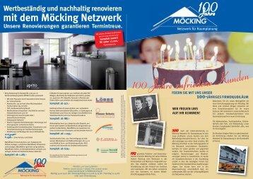 mit dem Möcking Netzwerk 100Jahre