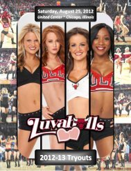 2012-13 Tryouts - Bulls Blog- BULLS.com - Chicago Bulls