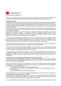 Instrucciones sobre la participación en el proceso de admisión de ... - Page 7