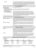 MSDS F829-002-0411ME - Spot Lifter Powder Type - Cansew, Inc - Page 2