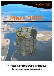 Mars 3000 Installationsvejl.