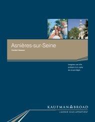 Asnières-sur-Seine - Kaufman & Broad