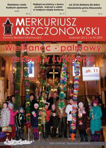 Str 01_do_32_205x285_v31_res.cdr - Mszczonów, Urząd Miasta i ...