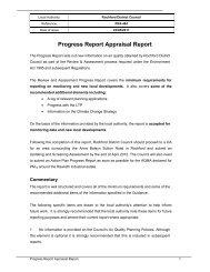 Progress Report Appraisal Report - Essex Air