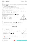 Exercices et cours - Mathématiques au lycée Bellepierre - Page 4