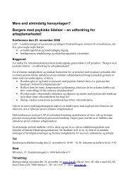 Invitation til konferencen i pdf-format - LAP